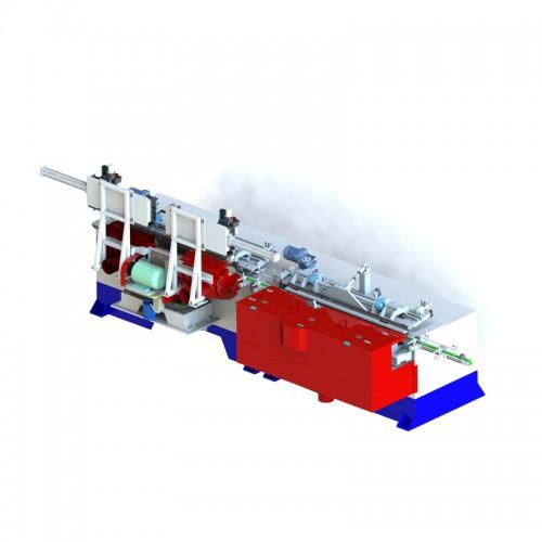 輸送帶式合模線(圓形)自動砂磨/拋光機